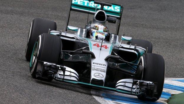 Formula 1 2016: All you need to know about the teams - BBC Sport