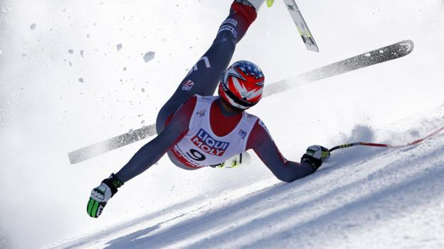 Bode Miller: Olympic champion has surgery after crash - BBC Sport