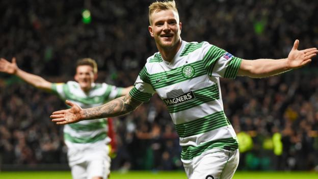 Europa League: Celtic 3-3 Inter Milan - BBC Sport