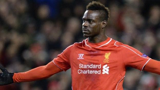 Liverpool's Brendan Rodgers critical over Mario Balotelli penalty ...