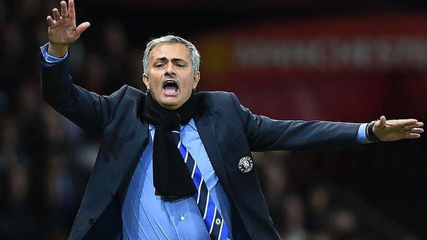 Premier League: Chelsea say low penalty count is 'abnormal' - BBC ...