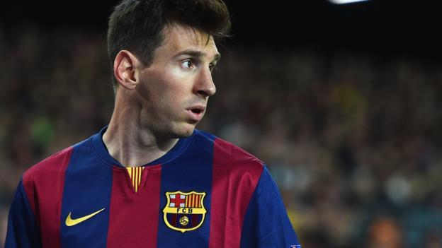Lionel Messi better than Cristiano Ronaldo, says Pele - BBC Sport