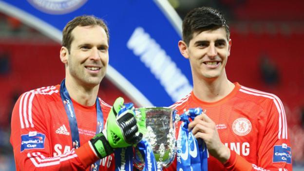 Chelsea: Petr Cech contemplates leaving Stamford Bridge - BBC Sport