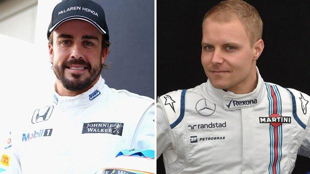 Fernando Alonso and Valtteri Bottas cleared for Malaysia return ...