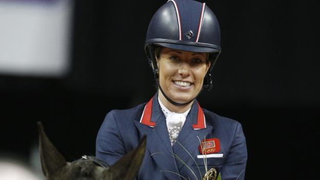 Charlotte dujardin and valegro win world cup grand prix in for Dujardin kelly
