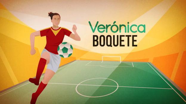 Women's Footballer of the Year: Veronica Boquete profile - BBC Sport