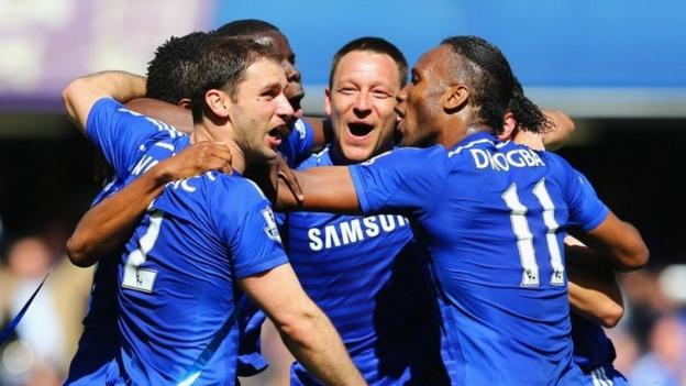 Chelsea 1-0 Crystal Palace - BBC Sport