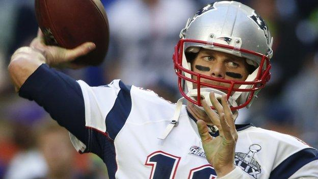 Tom Brady and the New England Patriots 'probably' deflated balls ...