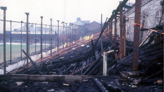 Bradford fire: The Valley Parade disaster 30 years on ...