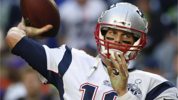 'Deflate-gate': New England Patriots will not appeal penalty - BBC ...