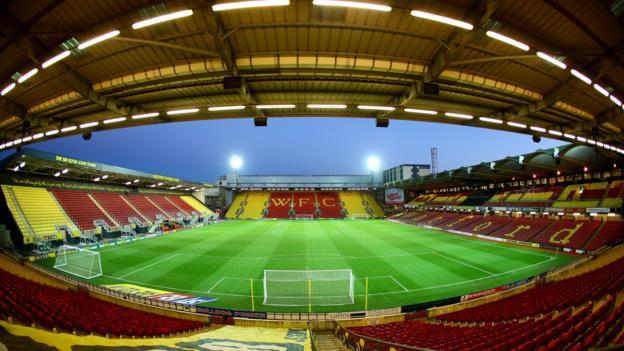 ผลการค้นหารูปภาพสำหรับ Watford stadium
