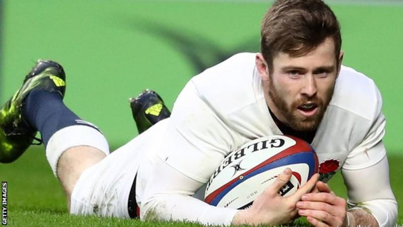 Autumn Tests: Fit-again Elliot Daly rejoins England squad