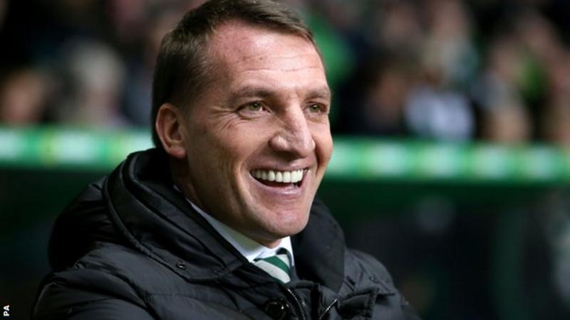 Celtic Manager Brendan Rodgers Signs New Four-year Deal