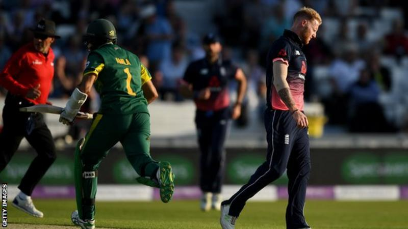 Stokes fit to play in South Africa ODI