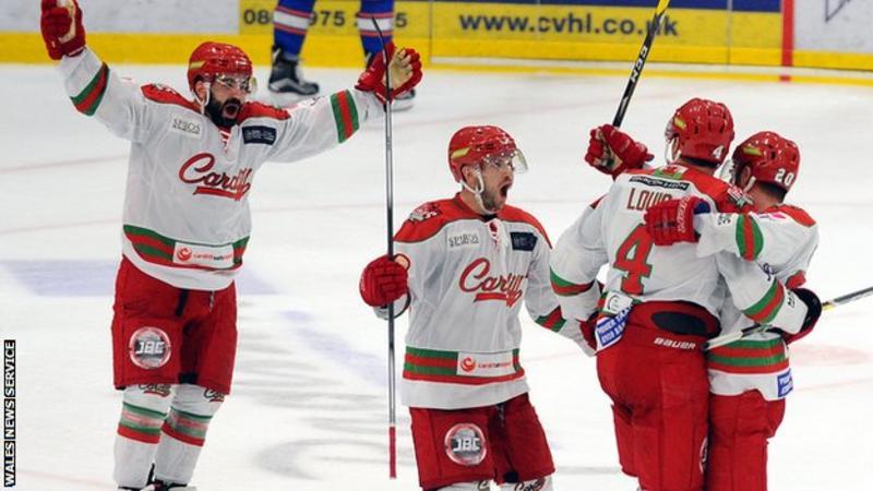 UK: Cardiff Devils Beat Sheffield Steelers 6-2 To Win Elite League