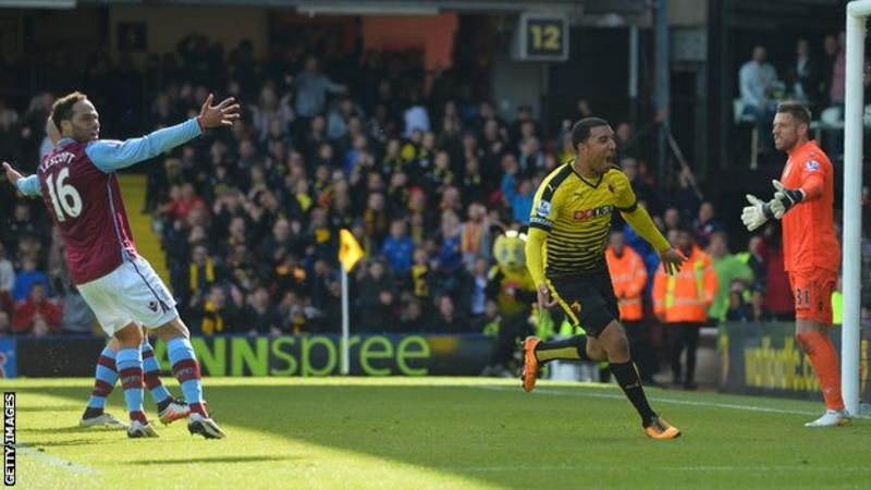 Video: Watford vs Aston Villa