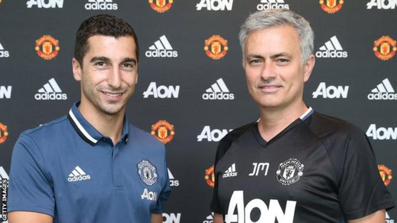 Mourinho expect to see instant impact from Mkhitaryan signing