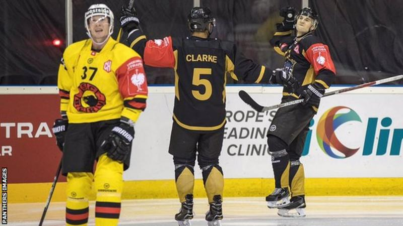 Champions Hockey League: Nottingham Panthers Hope To Continue European Fairytale