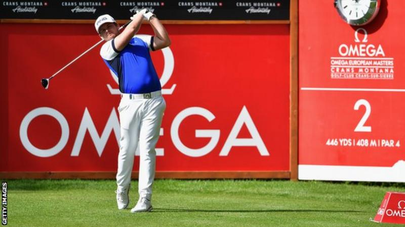 Miguel Angel Jimenez shares early lead at Omega European Masters