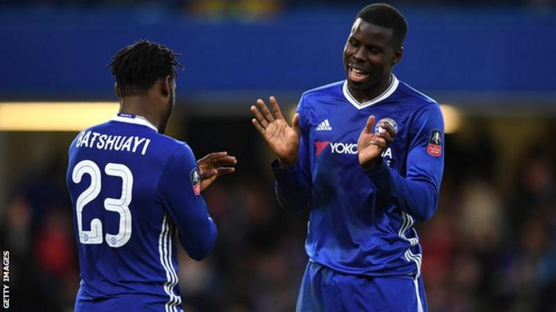Chelsea defender Zouma seals Stoke loan switch