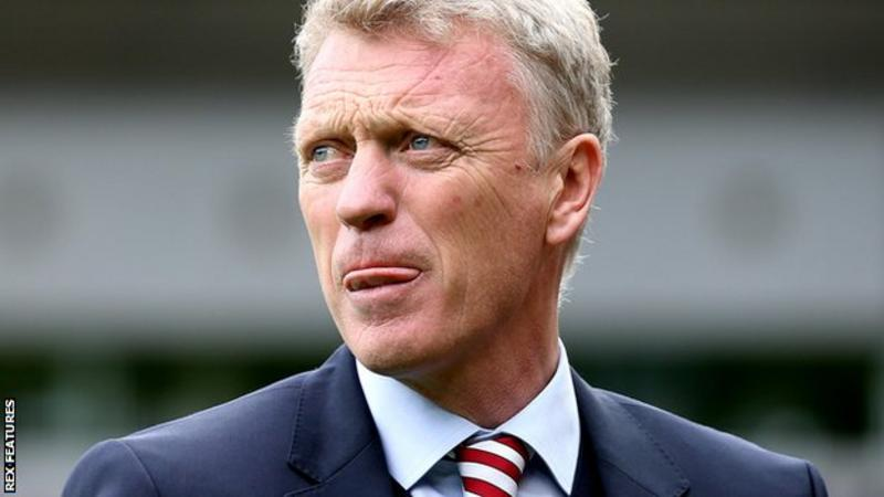 Moyes quits Sunderland after relegation from EPL