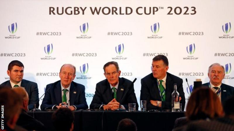 Varadkar optimistic despite Rugby World Cup bid disappointment