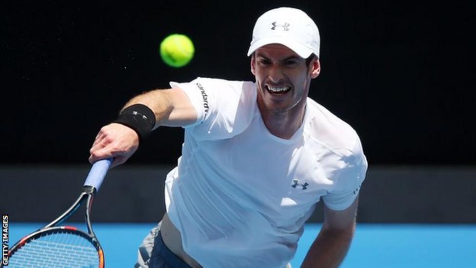 Andy Murray menghadapi Zverev dalam perlawanan pembukaan