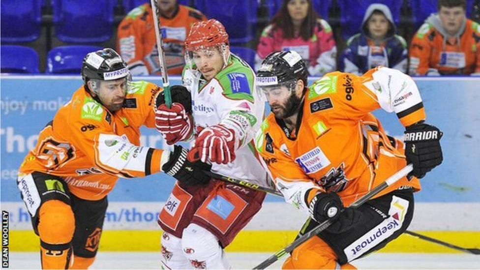 UK: Ice Sheffield Steelers 2-1 Cardiff Devils