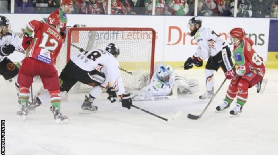 UK: Cardiff Devils Aiming For Double After Challenge Cup Success