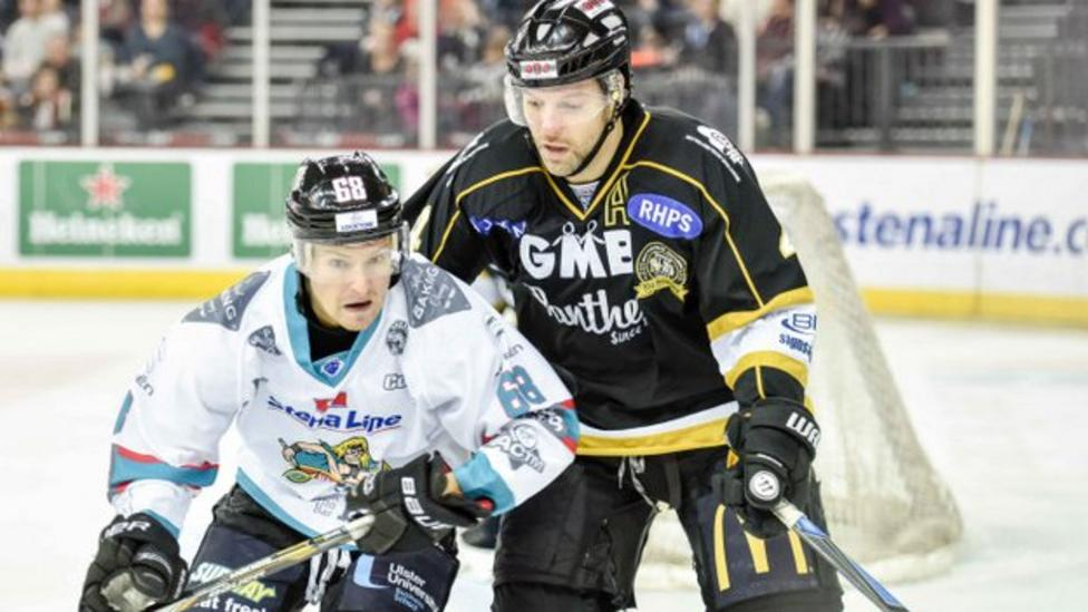 UK: Elite League - Nottingham Panthers Beat Giants In Belfast