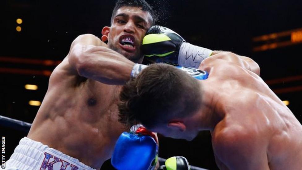 Aamir Khan vs Saul Alvarez untuk gelar Juara Dunia di Las Vegas