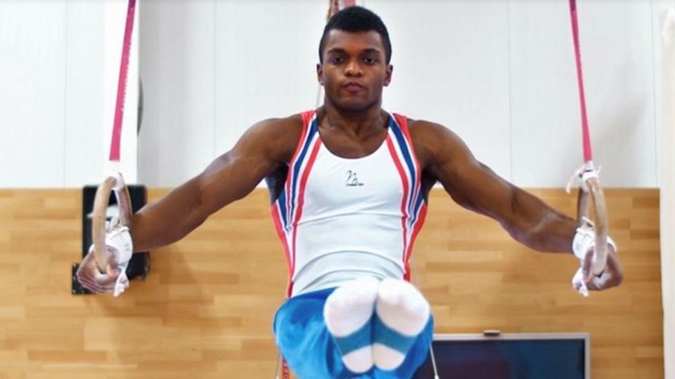 men's artistic gymnastics