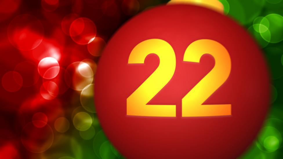 Bbc Sport Advent Calendar 22 December Bbc Sport