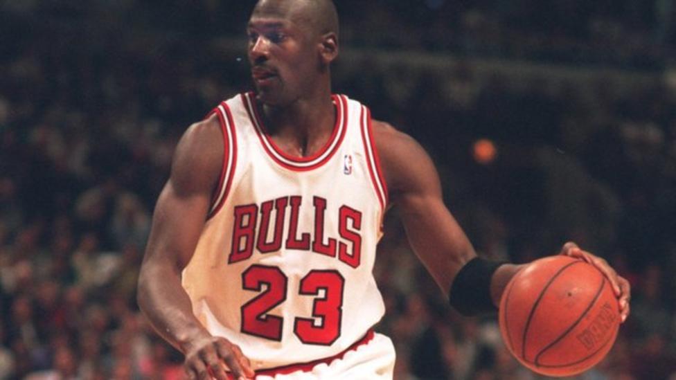 Michael Jordan NBA Stars Praise Chicago Bulls Legend