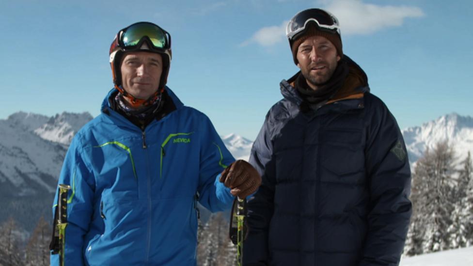 Ski Social: BBC team's Q&A