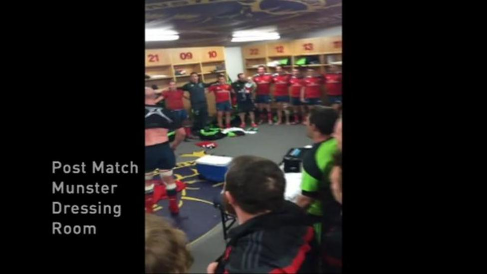 Munster rugby sing