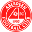 Team badge of Aberdeen