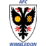 Team badge of AFC Wimbledon
