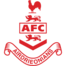 Team badge of Airdrieonians