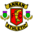 Team badge of Annan Athletic