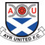 Team badge of Ayr United