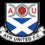 Team badge of Ayr United
