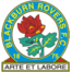 Team badge of Blackburn Rovers