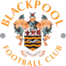 Team badge of Blackpool