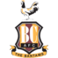 Team badge of Bradford City