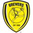Team badge of Burton Albion