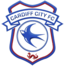 Team badge of Cardiff City
