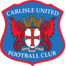 Team badge of Carlisle United