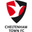 Team badge of Cheltenham Town