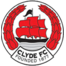 Team badge of Clyde
